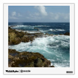 Aruba's Rocky Coast and Blue Ocean Wall Sticker