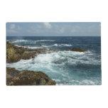 Aruba's Rocky Coast Placemat