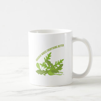 Arugula Coffee Mug