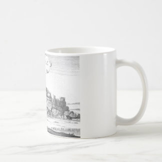 Arundel_Castle_and_town_1644 Mug