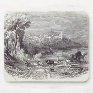 Arundel Castle and Town Mouse Pad