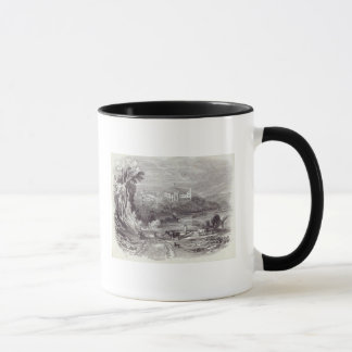 Arundel Castle and Town Mug