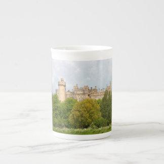 Arundel Castle historic photo bone china mug
