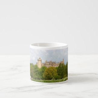 Arundel Castle historic photo espresso mug