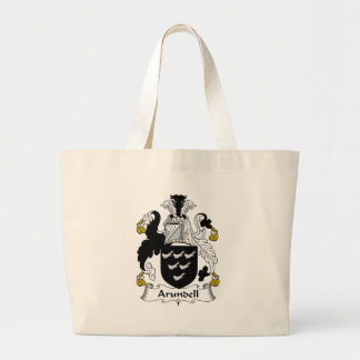 Arundell Family Crest Tote Bag