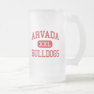 Arvada - Bulldogs - High School - Arvada Colorado Coffee Mug