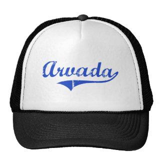 Arvada City Classic Hats