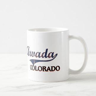 Arvada Colorado City Classic Coffee Mugs
