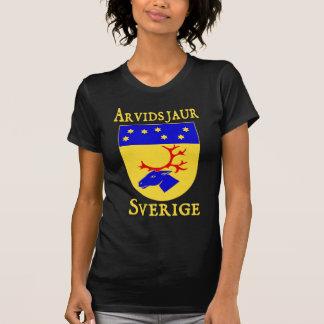Arvidsjaur, Sverige (Suecia) Camisetas