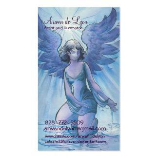Arwen de Lyon Business Card