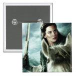 Arwen en nieve y espada pins