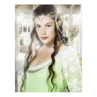 Arwen en Rivendell Postales