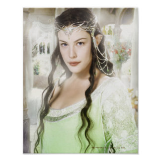 Arwen en Rivendell Póster