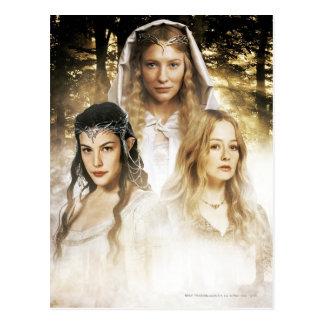 Arwen, Galadriel, Eowyn Postal