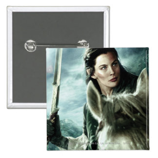 ARWEN™ in Snow and Sword Button