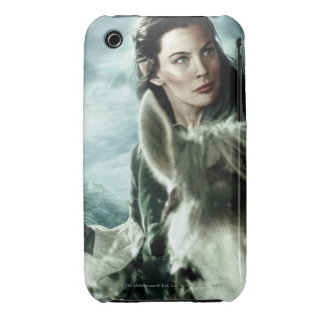 ARWEN™ in Snow and Sword iPhone 3 Case-Mate Case