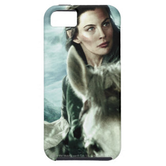 ARWEN™ in Snow and Sword iPhone SE/5/5s Case