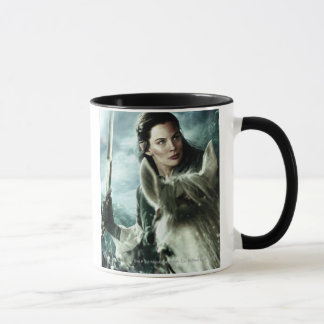ARWEN™ in Snow and Sword Mug