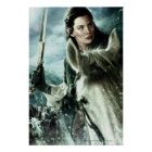 ARWEN™ in Snow and Sword Poster