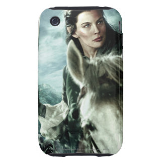 ARWEN™ in Snow and Sword Tough iPhone 3 Case
