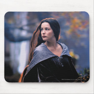 Arwen Looking Back Mouse Pad