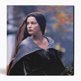 Arwen que mira detrás