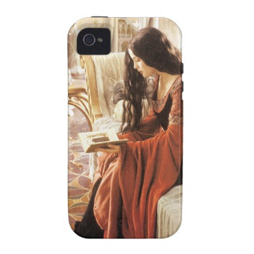 Arwen Reading Case-Mate iPhone 4 Cases