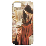 Arwen Reading iPhone 5 Covers