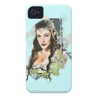 ARWEN™ Vector Collage iPhone 4 Case-Mate Case