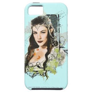 ARWEN™ Vector Collage iPhone SE/5/5s Case