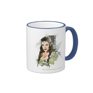 Arwen Vector Collage Coffee Mugs