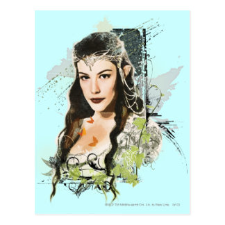 ARWEN™ Vector Collage Postcard