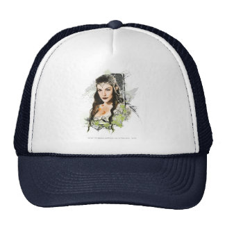 ARWEN™ Vector Collage Trucker Hat