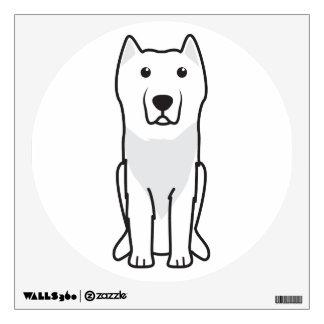 Aryan Molossus Dog Cartoon Wall Decal