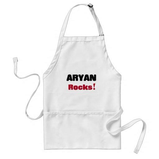 Aryan Rocks Apron