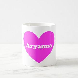 Aryanna Coffee Mug