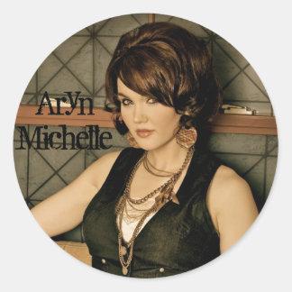 Aryn Michelle new sticker