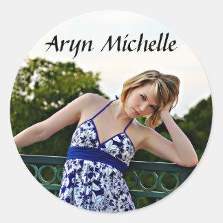 Aryn Michelle Stickers