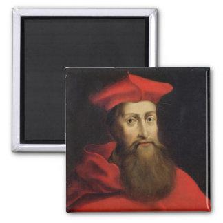 Arzobispo cardinal de Reginald poste de Cantorbery Imán Cuadrado