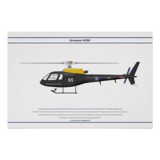 AS350 DHFS POSTER