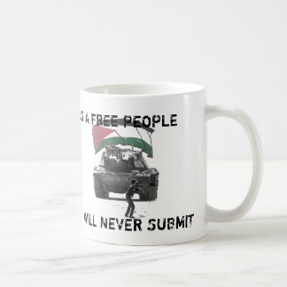 As a Free People Coffee Mug