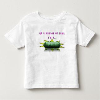 As a matter of fact, I' a pill image design green Toddler T-shirt