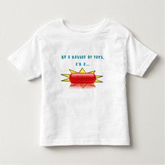 As a matter of fact, I' a pill image design red Toddler T-shirt