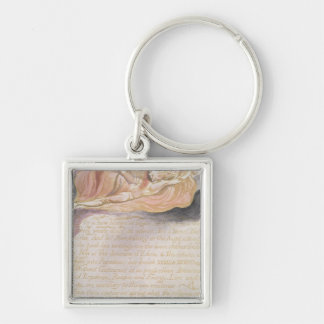 """As a new heaven is begun"" Keychain"