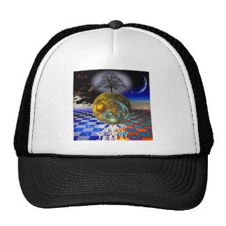 AS ABOVE SO BELOW MESH HATS