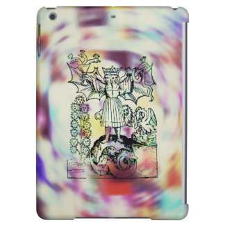 As Above So Below No Text iPad Air Cover