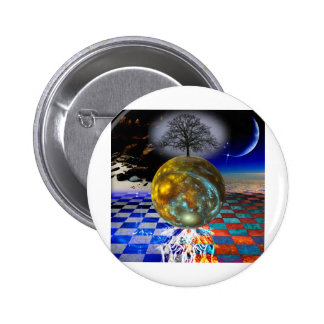 AS ABOVE SO BELOW PINBACK BUTTON