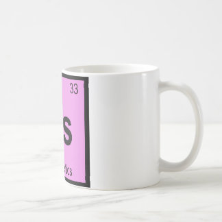 As - Aesthetics Philosophy Chemistry Symbol Coffee Mug
