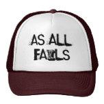 As All Fails Hats