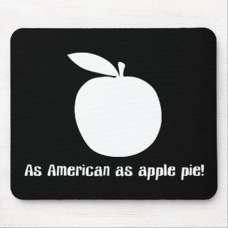 As American As Apple Pie Mousepads